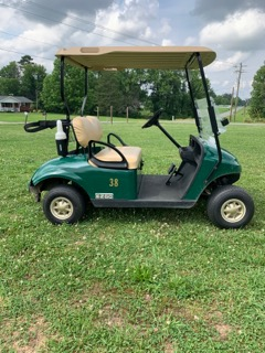 Golf Car Auction