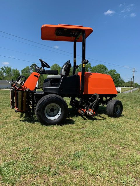 Turf Equipment Auction