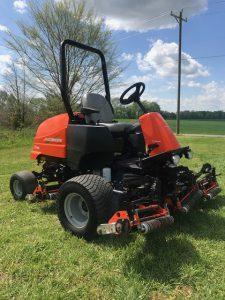 Turf Equipment Auction