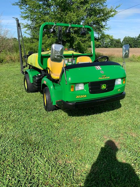 End of Year Turf Equipment Auction