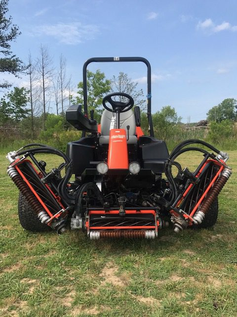 November Unreserved Turf Equipment Auction
