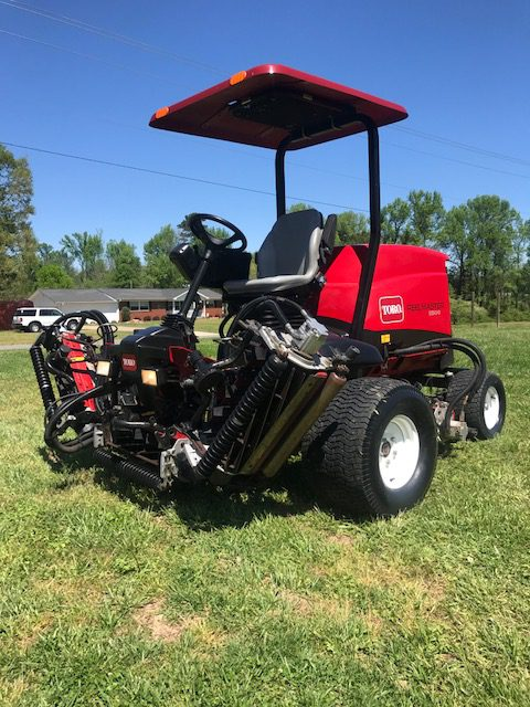 You are currently viewing End of the Year Turf Equipment Auction